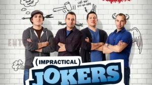 Impractical Jokers are now on the big screen